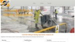 Daracore, Concrete Drilling & Sawing Specialists - web design by The Webbery, Ireland