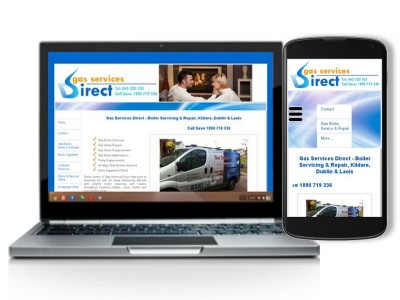 Gas Services Direct, Kildare - Click to visit website