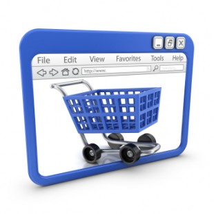 Shopping Basket in browser - E-Commerce from The Webbery, Quick, Simple, Cost Effective Web Design, Ireland and UK